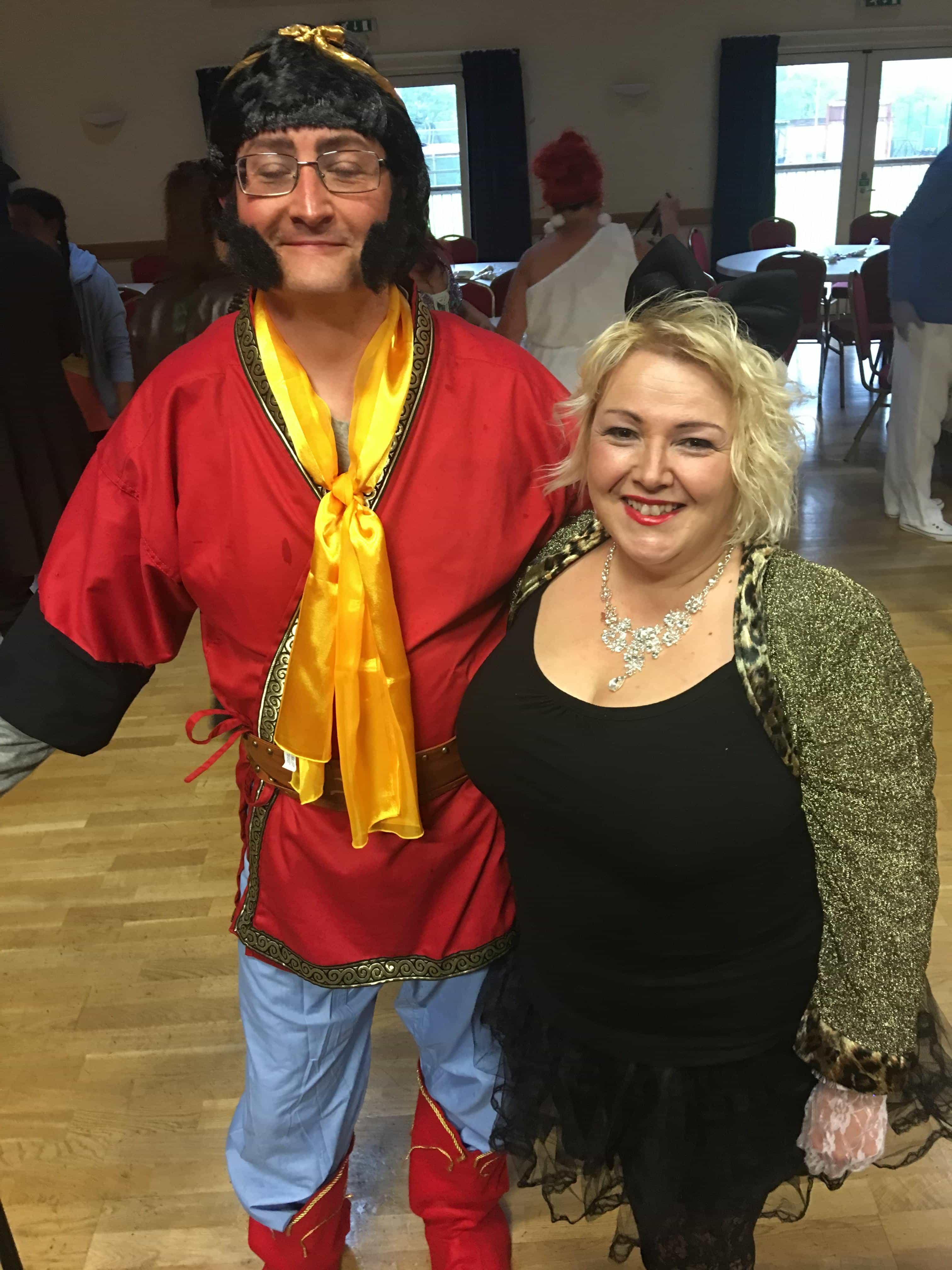 Cookley Sports Club 80s Themed Wedding Chris Mack Specialist Djs Ltd